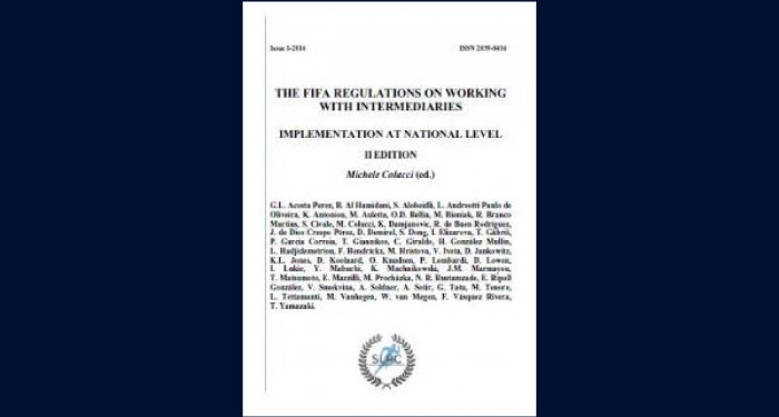 FIFA Regulations on Working with Intermediaries (December 2017)
