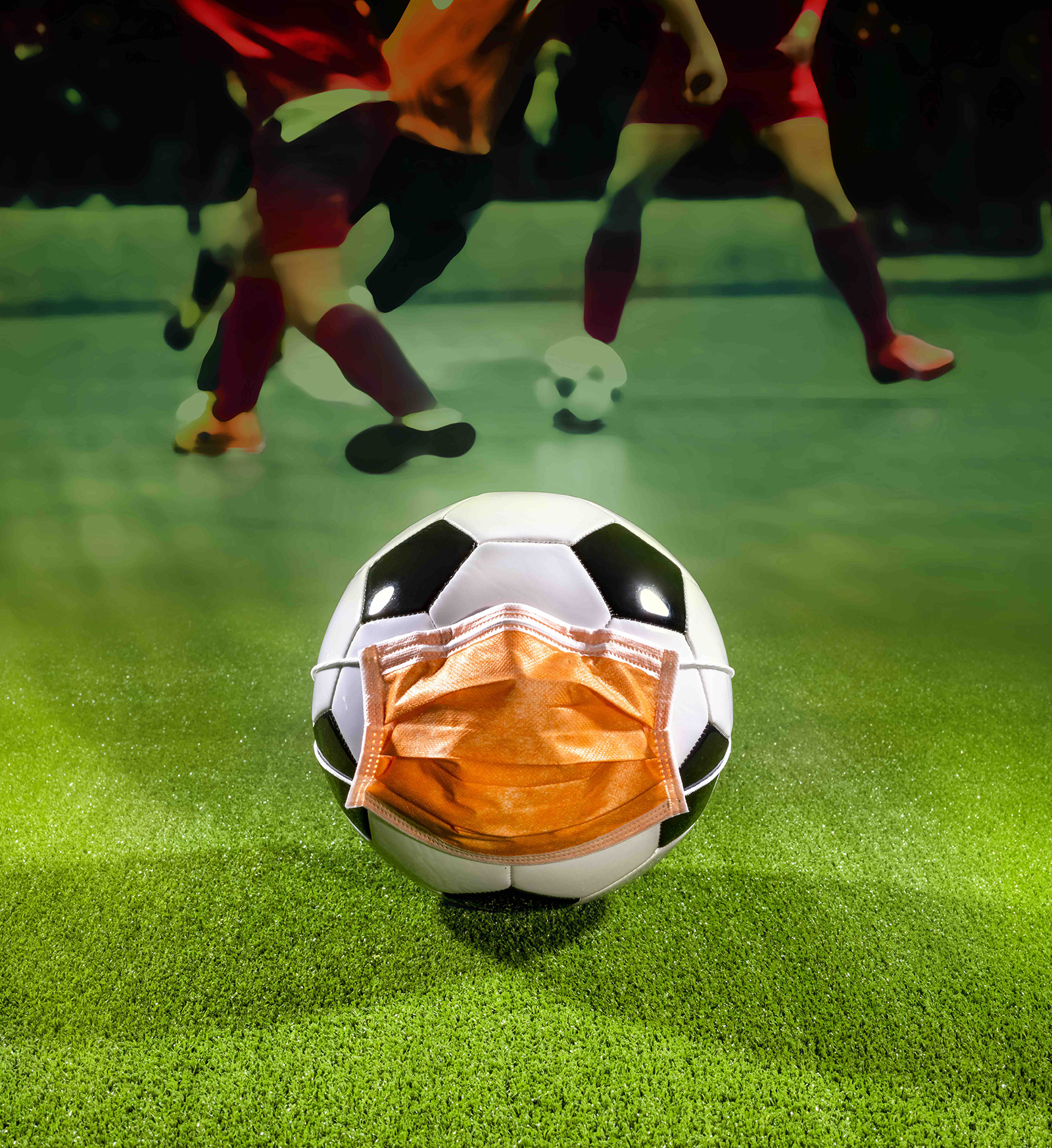 Football Corona