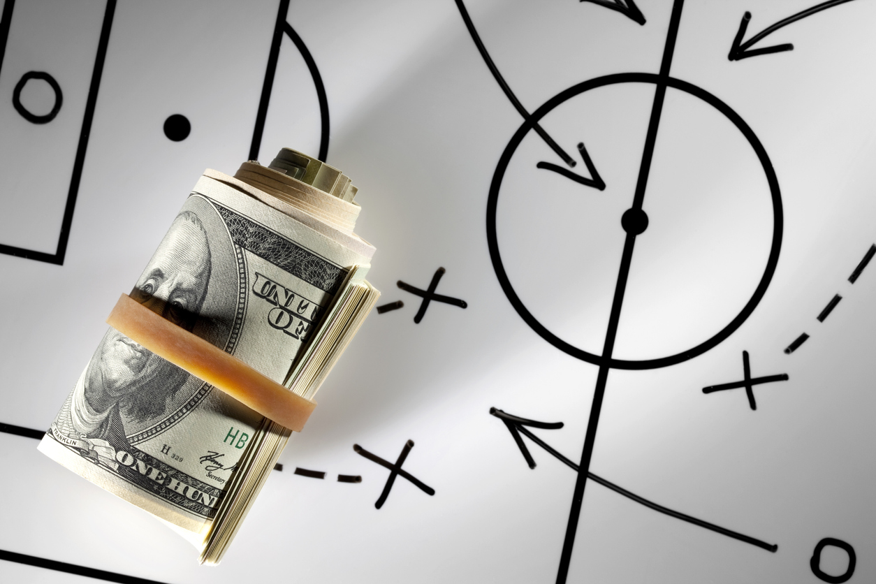 Football Finance - Debt Financing Image