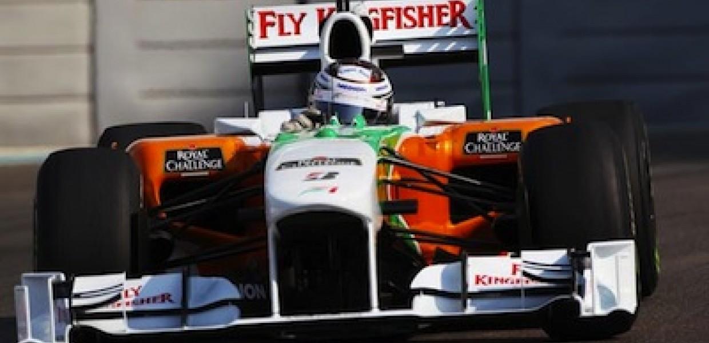 Force India Rebranding