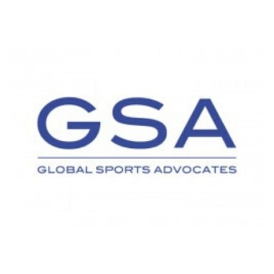 GSA - Global Sports Advocates LLC Logo