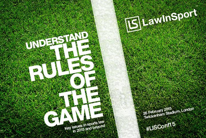 LawInSport Conference Banner 2015