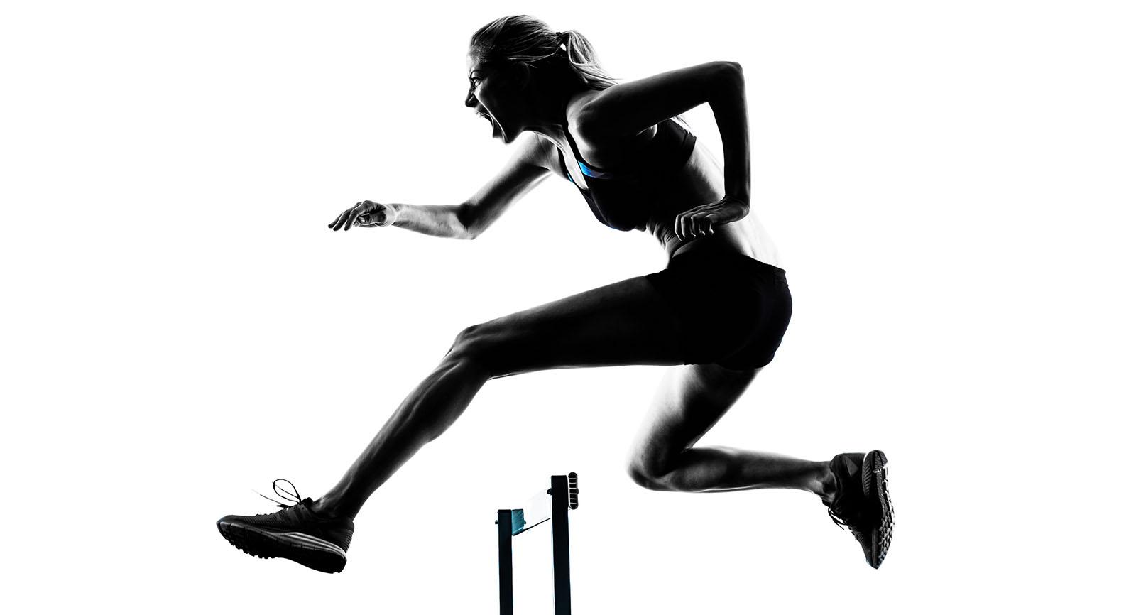 Olympic Hurdler