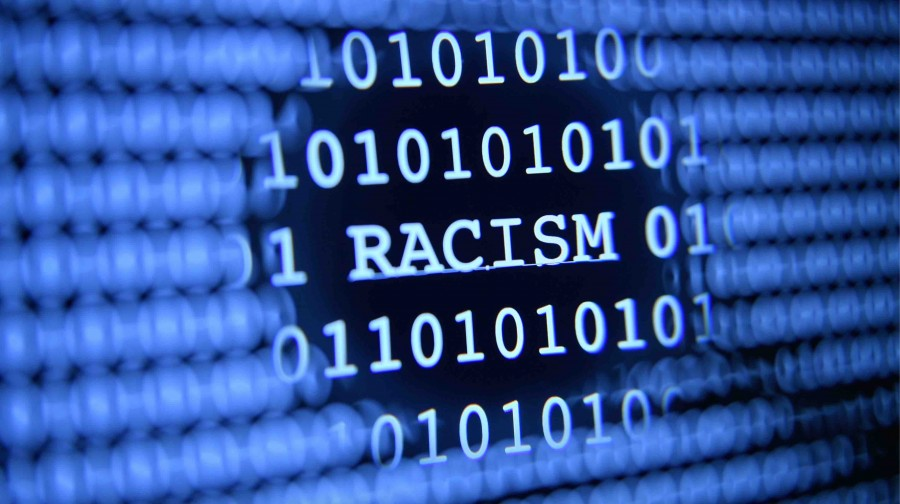 Criminal law sanctions for online racist abuse in football