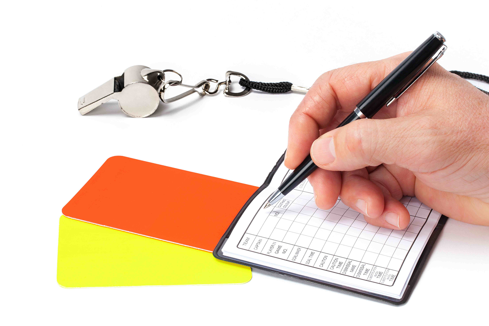 The relationship between data protection and referee reports in English Football