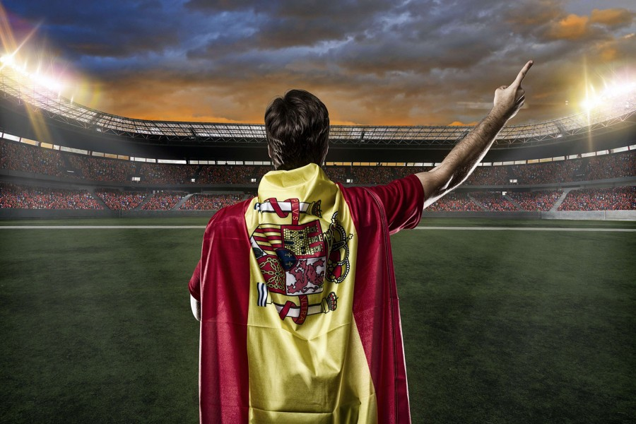 Spain Footballer