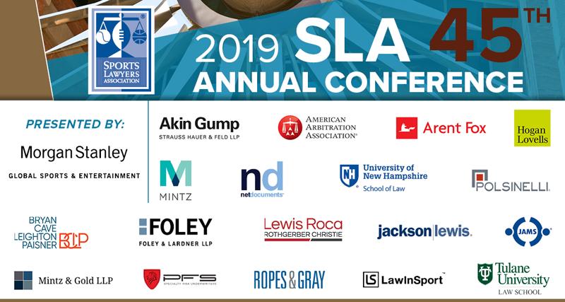2019 SLA 45th Annual Conference