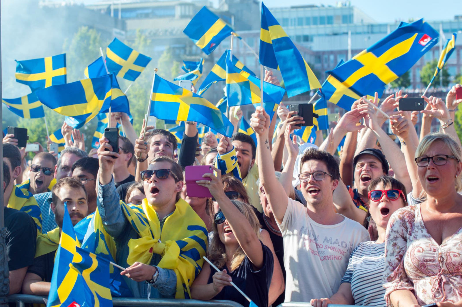 Sports in Sweden