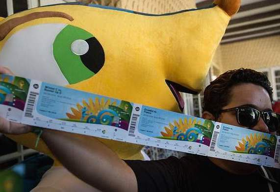 World Cups Tickets